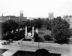 Der Mariannenplatz, 1905