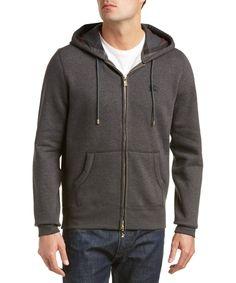 burberry hoodie green