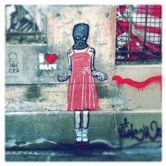 Février 2012, quartier Oberkampf, Paris 11ème