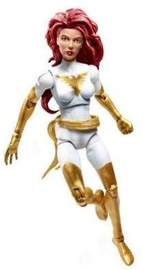 White Phoenix Custom Marvel Legends Figure by MikeMarvel