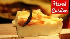 Recette du Flan vanille sans sucre et sans pâte - YouTube