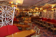 Carnival Spirit, Buffet, Fair Grounds, Catering Display, Lunch Buffet