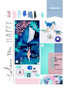 paperandcloth: Who says blue is for boys and pink is for girls? T...