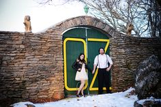 Jane and Jay's Journey To OZ Engagement -  VeroLuce Photography