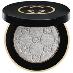 Gucci Liquid Silver, Magnetic Color Shadow Mono ($35) ❤ liked on Polyvore featuring beauty products, makeup, eye makeup, eyeshadow, beauty, cosmetics, eyes, silver, pencil eyeliner and liquid eye liner