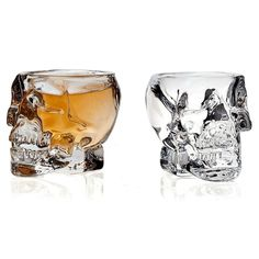 Spooky 3D Shot Glass - Set of 2 Free Shipping