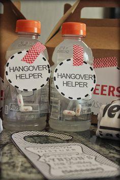 hangover helper #birthday #bachelorette #bachelor #party