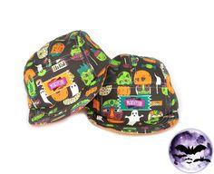 "MOKUYOBI THREADS ""HALLOWEEN"" HAT #MokuyobiThreads #5Panel #Halloween #31DaysOfHalloween"
