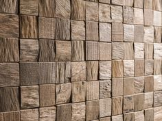 L´Antic Colonial showcases the new Wood Antique mosaic tiles #WoodLovers #mosaics #AnticColonial #interiordesign