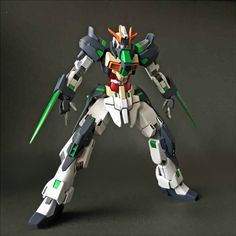 "Custom Build: HGBF 1/144 Cathedral Gundam ""DX"" - Gundam Kits Collection News and Reviews"