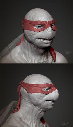 3D Character Design by Rami Ramahi