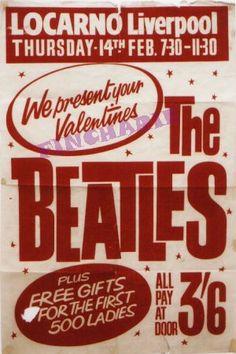 Locarno Liverpool, The Beatles