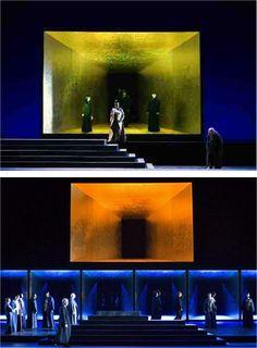 Nabucco by Yannis Kokkos