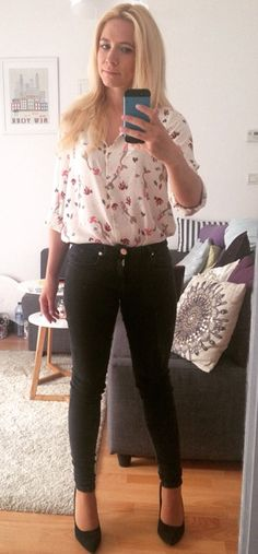 Black and White | Today I'm Wearing …