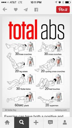 Simple Abs workout