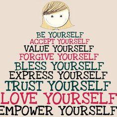 Love YOURSELF, Empower YOURSELF | #empowered #inspire #powerfulwomen