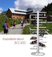 ELVL Vysoušeč obuvy BO400, bílý