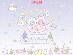 Little Twin Stars (Sanrio) Wallpaper
