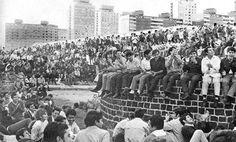 IZTACALCO CONMEMORA HECHOS LAMENTABLES DEL 2 DE OCTUBRE DE 1968