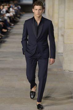 Hermès - Men Fashion Spring Summer 2013 - Shows - Vogue.it