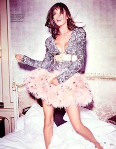 Alessandra Ambrosio Wears Haute Couture Lensed By Ellen von Unwerth For Elle Russia April 2017  http://www.anneofcarversville.com/style-photos/2017/3/15/alessandra-ambrosio-wears-haute-couture-lensed-by-ellen-von-unwerth-for-elle-russia-april-2017