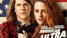 'American Ultra': Stoner Flick Not That Dope, Called 'A Total Mess'  Read more at: http://www.inquisitr.com/2354619/american-ultra-stoner-flick-not-that-dope-called-a-total-mess/  #americanultra #kristenstewart #jessieeisenberg #lionsgate #movies #reviews