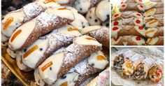 Imparate a preparare i cannoli siciliani con la nostra ricetta perfetta!