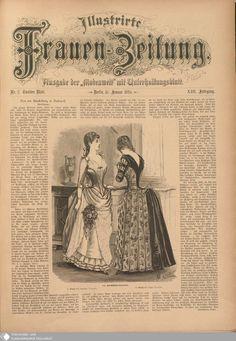 16 - Nr. 2. - Illustrierte Frauenzeitung - Seite - Digitale Sammlungen - Digitale Sammlungen