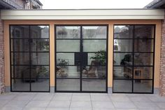 Roll Up Garage Doors Home Depot – Garage Ideas House Extension Design, House Design, Kitchen Orangery, Modern Farmhouse Exterior, House Extensions, Cabin Homes, Pergola Plans, Architecture Details, Future House