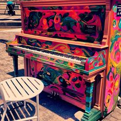 IG Pianos About Town Fort Collins by Visit Colorado, via Flickr