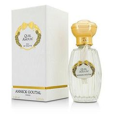 Quel Amour Eau De Toilette Spray (New Packaging) - 100ml-3.4oz