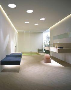 faux plafond lumineux - Faux Plafond Salle De Bain Spot