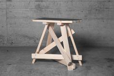 #geometric #clean #stool #minimal