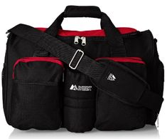 a66430508f4f Everest Gym Bag with Wet Pocket Workout Machines