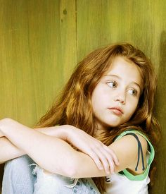 Oh look. The young and innocent Miley. My family recorded the Miley: The Movement thingy and now they're watching it. :p