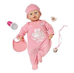 Get the best price from European Amazon. Baby Annabell Doll Version 9
