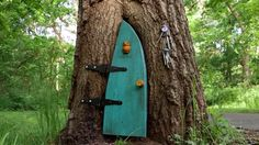 """Someone in Kansas is creating an entire neighborhood, dubbed """"FireflyForest,"""" for gnomes and fairies. But while this special park in Kansas is home to lots of mythical creatures, its warming lots of hearts in the process."""