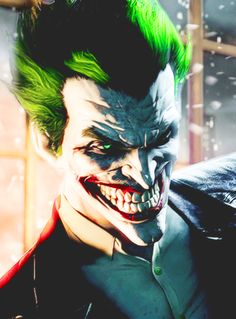 Arkham Origin's Joker