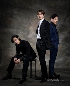 Korean Drama Best, Korean Drama Movies, Park Seo Joon, Yoo Ah In, Handsome Korean Actors, Lee Dong Wook, Song Joong Ki, Popular Outfits, Korean Star