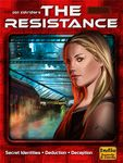 The Resistance is a party game of social deduction. It is designed for five to ten players, lasts about 30 minutes, and has no player elimination. The Resistance is inspired by Mafia/Werewolf, yet it is unique in its core mechanics, which increase the resources for informed decisions, intensify player interaction, and eliminate player elimination.