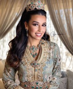 Moroccan Bride, Moroccan Wedding, Moroccan Caftan, Muslim Fashion, Royal Fashion, Modest Fashion, Muslim Wedding Dresses, Eid Dresses, Caftan Dress