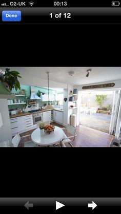 Kitchen extension Hove