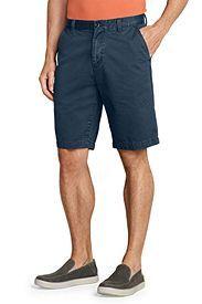 "Men's Legend Wash 11"" Chino Shorts - Solid"