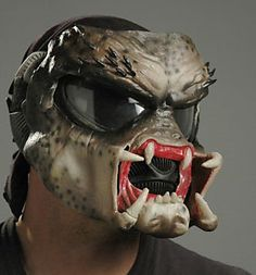 Predator Paintball Mask Cover