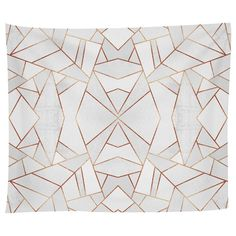 White Stone Tapestry