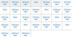 I stumbled upon a one month push-up challenge on instagram and decided to get in on it - who's with me?!  It's nothin' crazy and literally takes less than five minutes out of my day.  Start at day ...