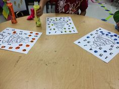 Christmas number identification and counting fun | Mrs. Cardenas' Bilingual Prek Classroom