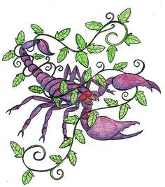 Scorpion amongst ivy tattoo design by thehoundofulster on DeviantArt Ivy Tattoo, Scorpion, Celtic, Tattoo Designs, Deviantart, Tattoos, Scorpio, Tatuajes, Japanese Tattoos