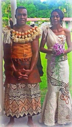 Island Wedding Dresses, Wedding Dress Styles, Fly To Fiji, Island Outfit, Ethnic Wedding, Tapas, We Are The World, Traditional Dresses, Marie