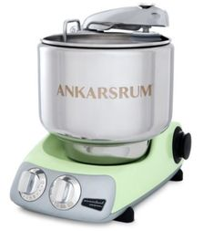 Ankarsrum® Stand Mixer (was Electrolux® Mixer) AKM 6230 Best Bread Mixer Kitchen Machine, Kitchen Mixer, Kitchen Appliances, Kitchen Dining, Info Board, Bread Mixer, Best Stand Mixer, Stainless Steel Bowl, Thing 1